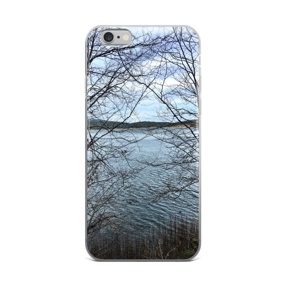 Through Naked Branches iPhone 5/5s/Se, 6/6s, 6/6s Plus Case