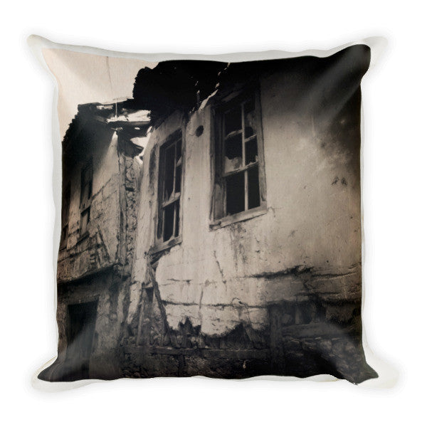 Ruined pillow