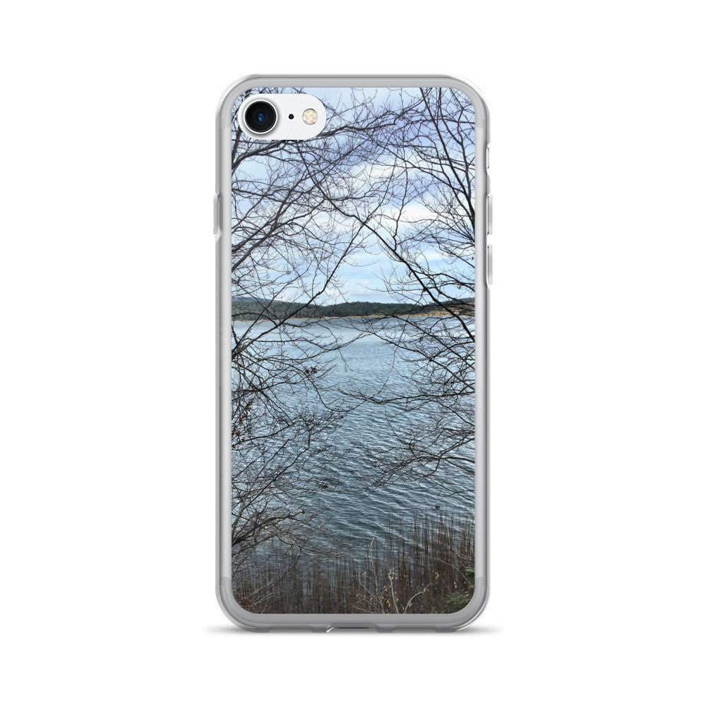 Through Naked Branches iPhone 7/7 Plus Case