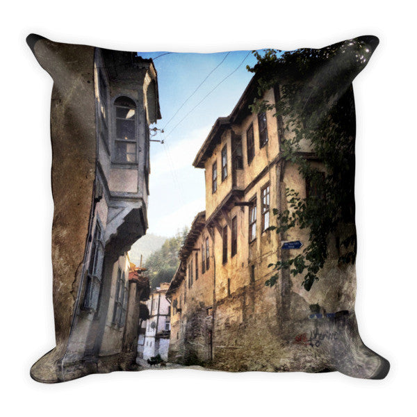 Exploring the history pillow