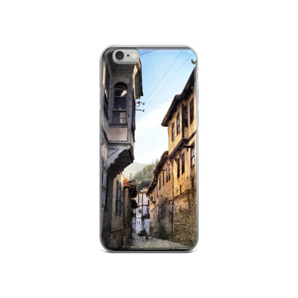 Exploring the history iPhone case