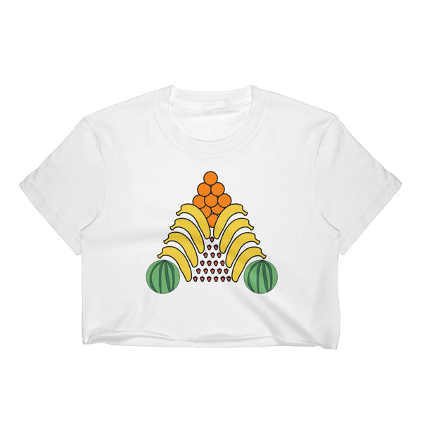 Fruitangle Crop Top
