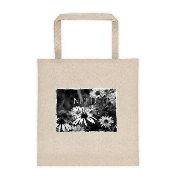 Need Color Tote Bag