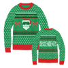 Descendents - Santa Milo 2019 Sweater (Green)