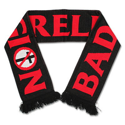 Bad Religion Crossbuster Logo Scarf