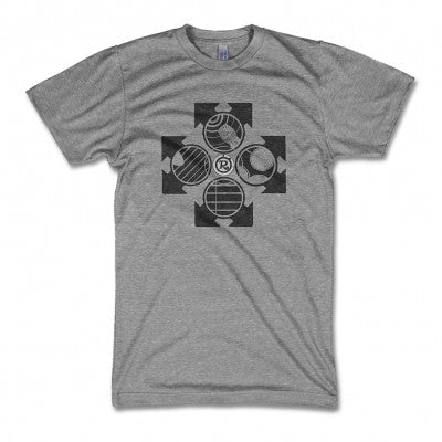 Refused Symbol T-shirt