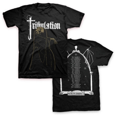 2015 Tour T-shirt (Black)