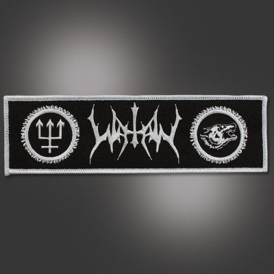 Watain – Stripe Patch