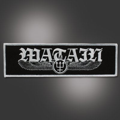 Watain – Winged Stripe Patch