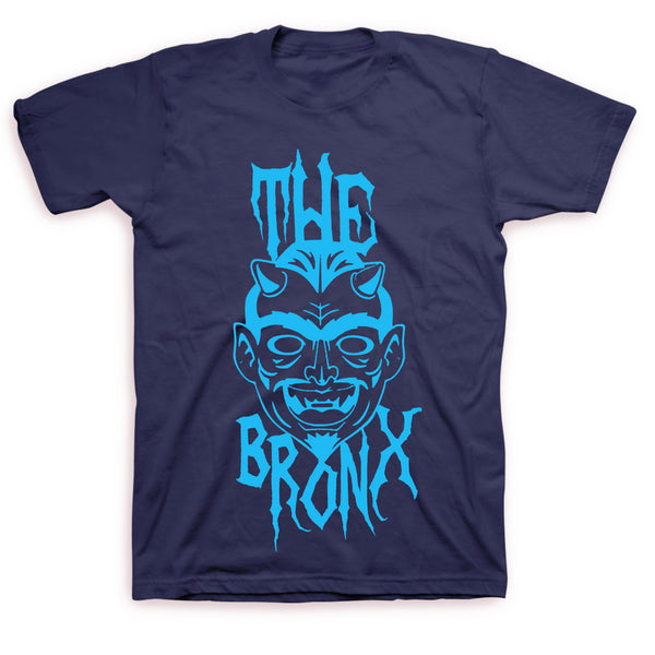 The Bronx - 2 Many Devils Tee (Navy)
