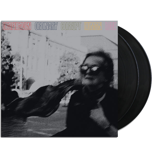 Deafheaven - Ordinary Corrupt Human Love LP (Black)