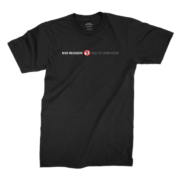 Bad Religion - Age Of Unreason T-Shirt (Black)