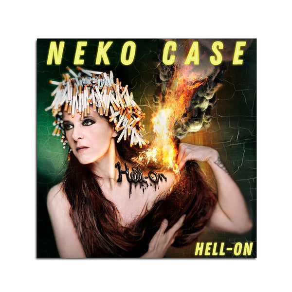 Neko Case - Hell-On CD