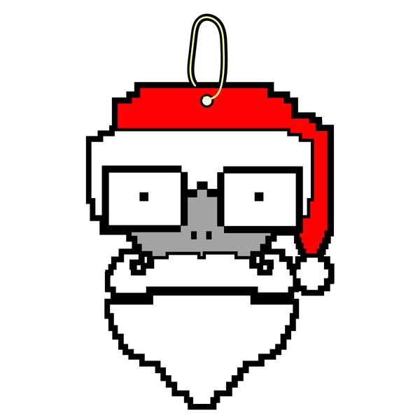 Descendents - Santa Milo Ornament