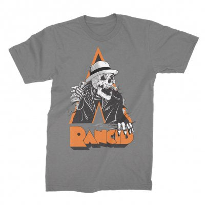 Rancid – Ultra-Breakout T-Shirt (Grey)