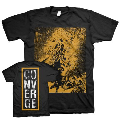 Converge Beautiful Ruin Tee (Black)