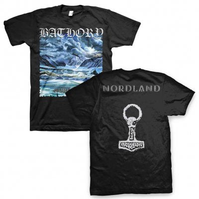 Bathory – Nordland T-Shirt (Black)