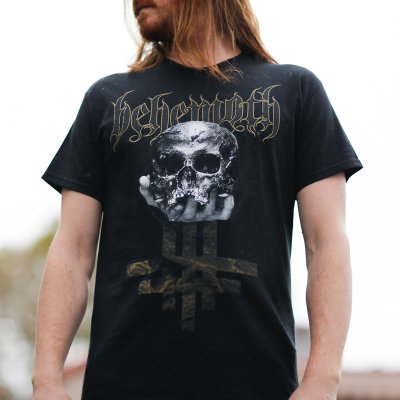 Behemoth - ILYAYD Skull T-Shirt (Black)