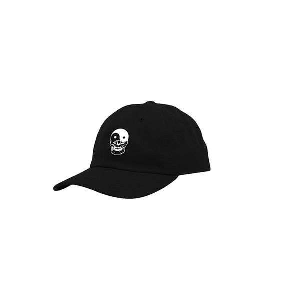 Gravemind - Skull Logo Hat (Black)