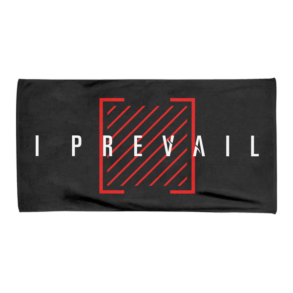 I Prevail - Trauma Beach Towel