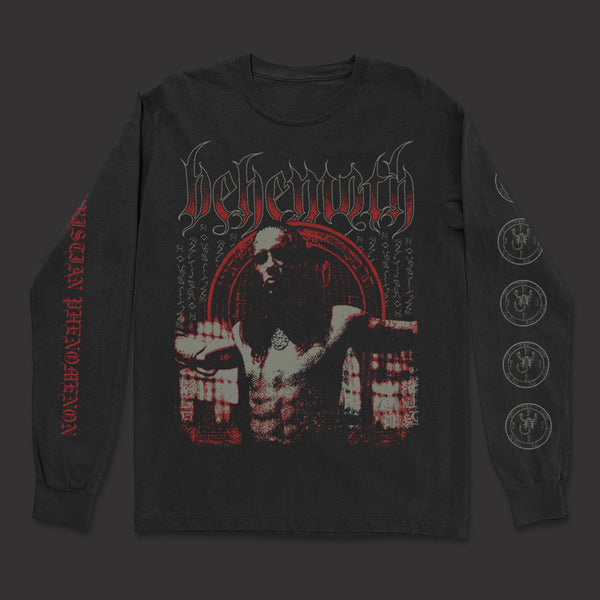 Behemoth Anti-Christian Long Sleeve (Black)
