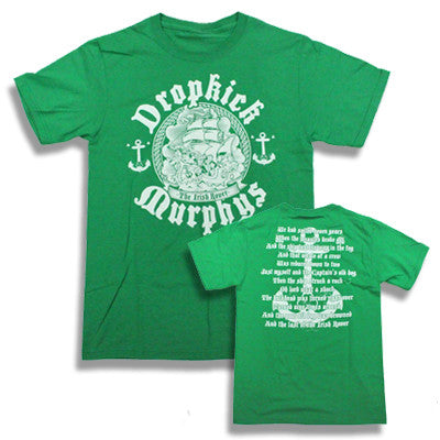 Dropkick Murphys Irish Rover T-shirt