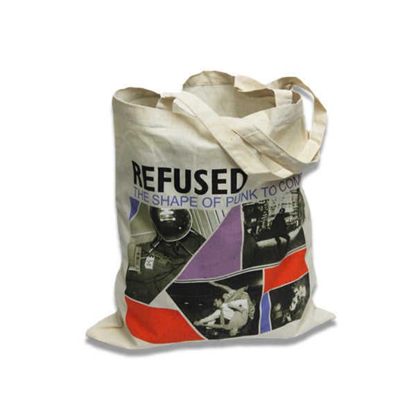 Refused Shape Of Punk To Come Tote