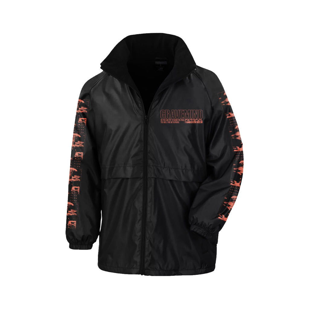 Conduit Windbreaker (Black)