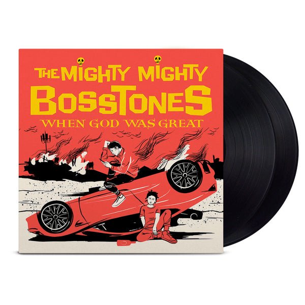 The Mighty Mighty BossToneS - When God Was Great 2LP (Black)