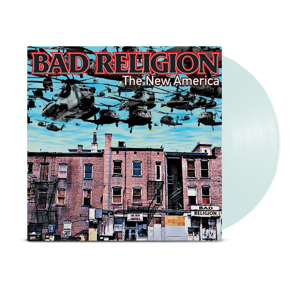 Bad Religion - The New America LP (Clear)
