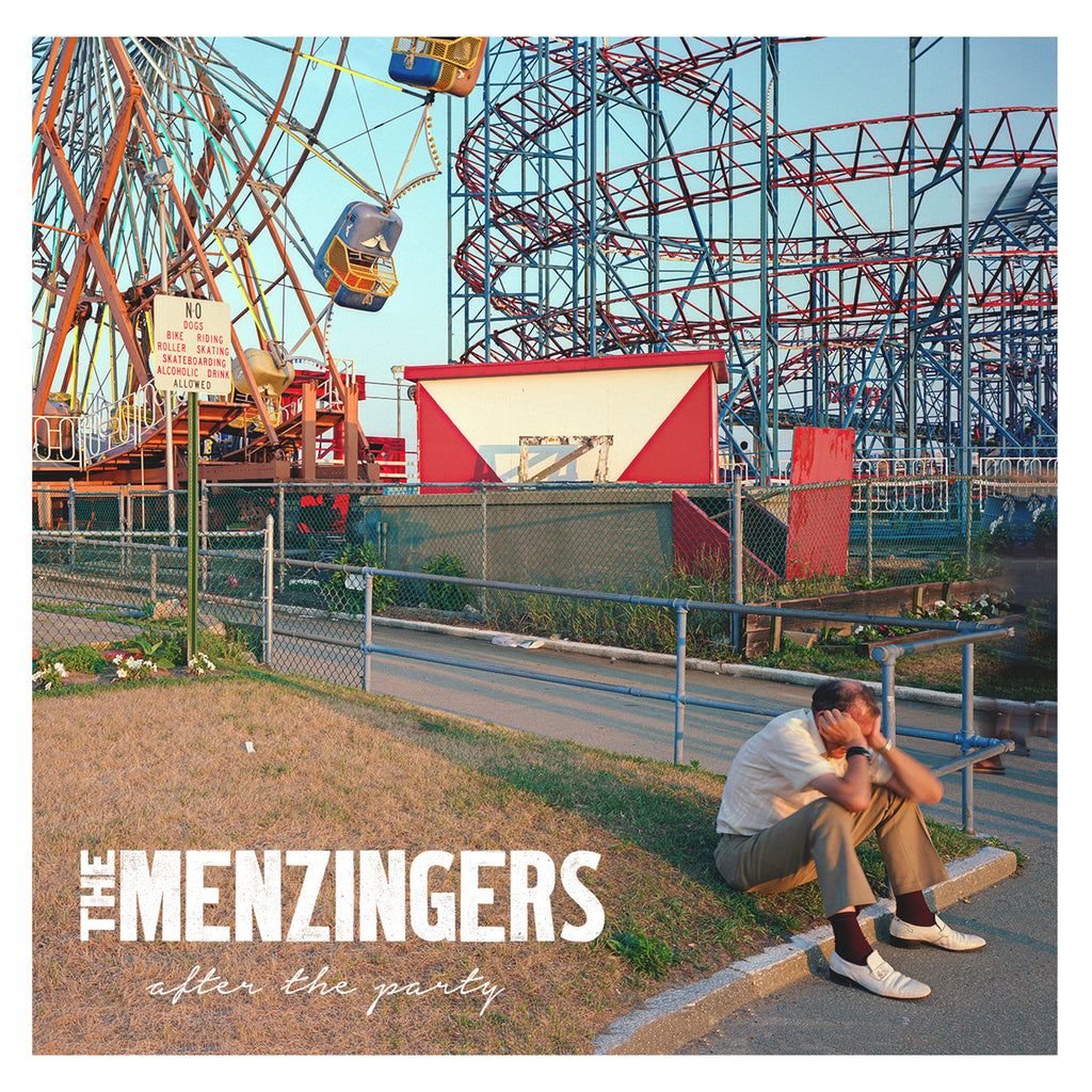 The Menzingers - After The Party CD