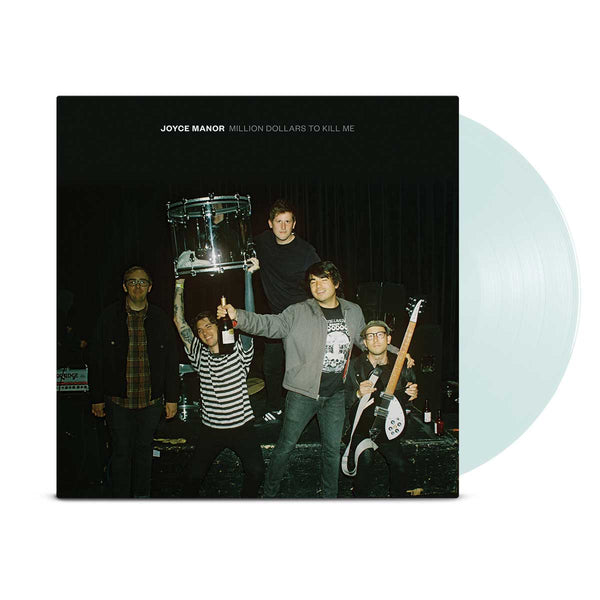 Joyce Manor - Million Dollars To Kill Me LP (Coke Bottle Clear)