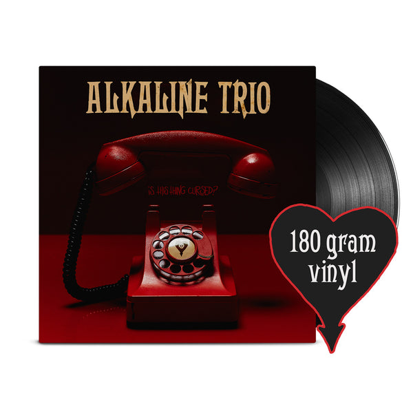 Alkaline Trio - Is This Thing Cursed? LP (Black)