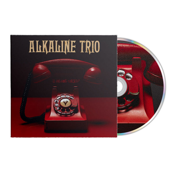 Alkaline Trio - Is This Thing Cursed? CD