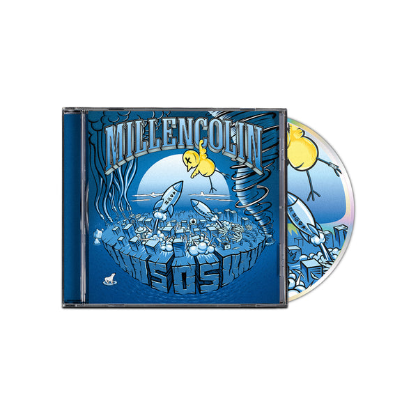 Millencolin - SOS CD