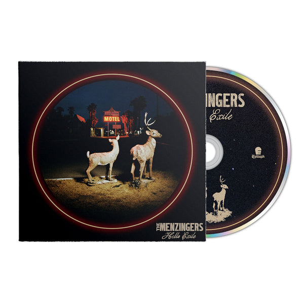 The Menzingers - Hello Exile CD