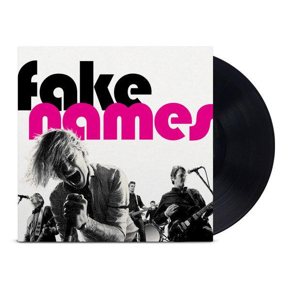 Fake Names - Fake Names LP (Black)