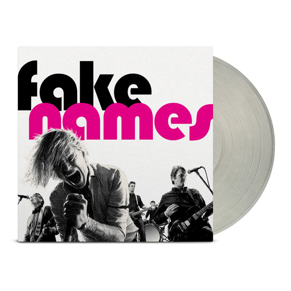 Fake Names - Fake Names LP (Transparent Clear)