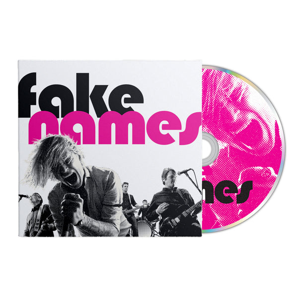 Fake Names - Fake Names CD