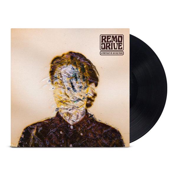 Remo Drive – Portrait of an Ugly Man LP (Black)