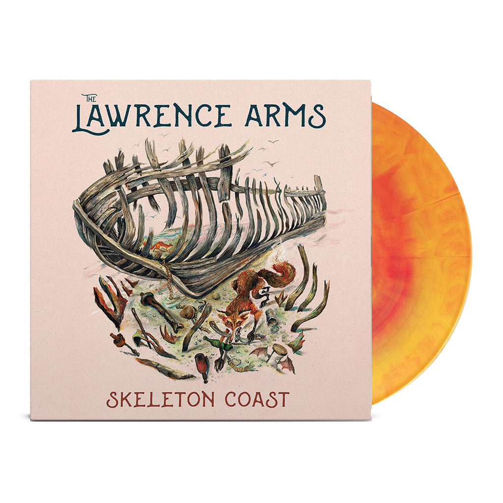 The Lawrence Arms - Skeleton Coast LP (Opaque Sunburst)