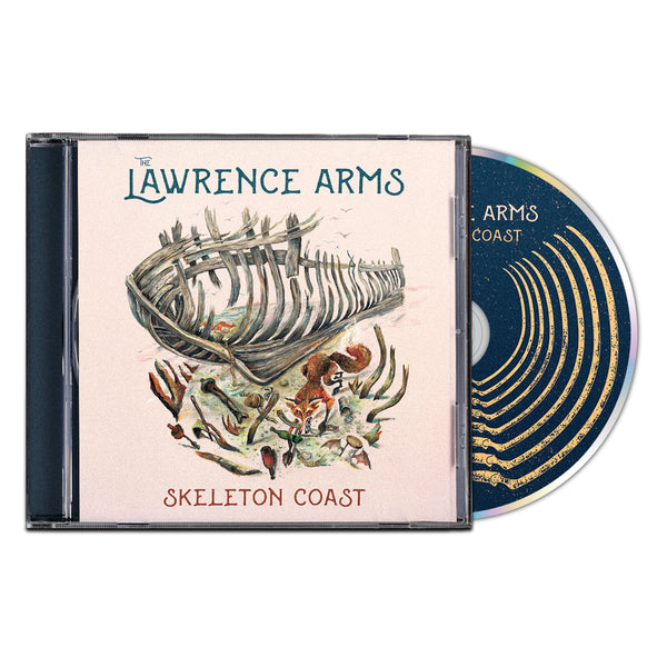 The Lawrence Arms - Skeleton Coast CD