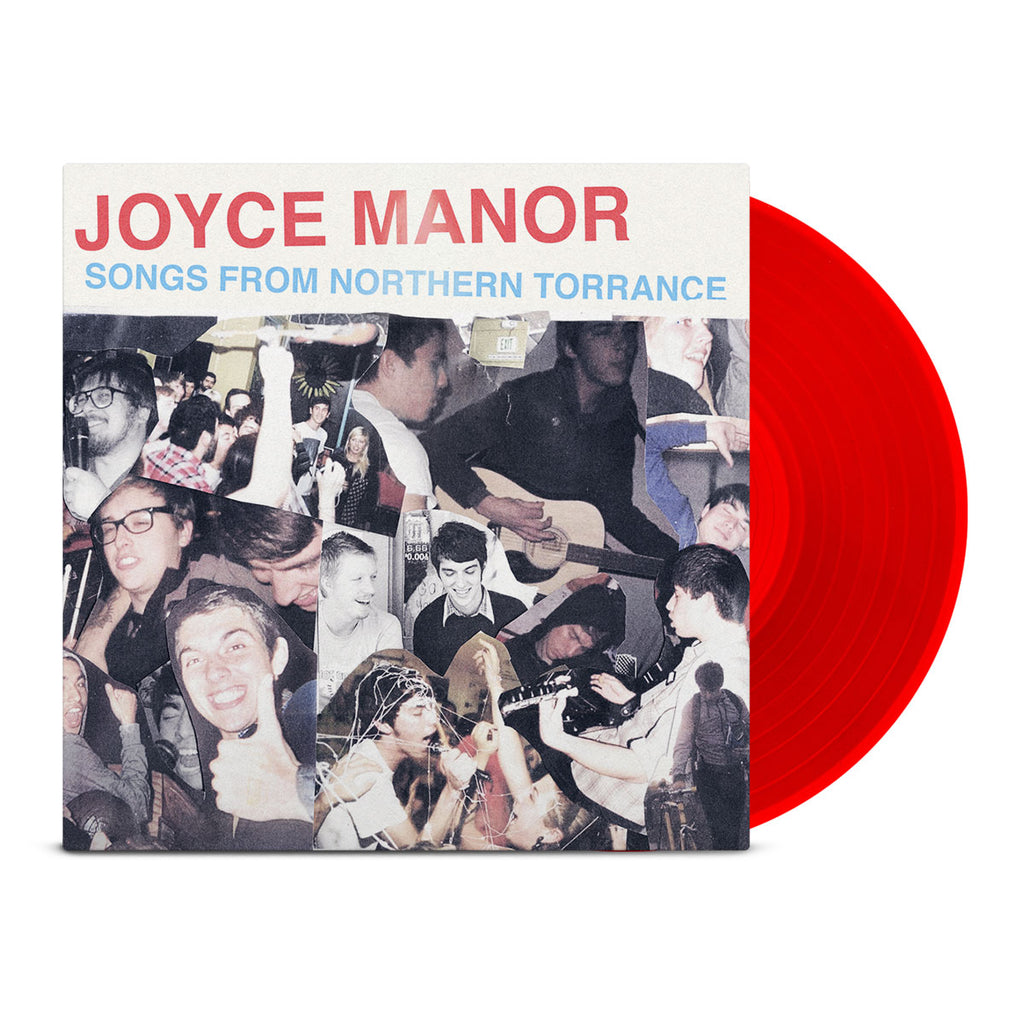 Joyce Manor - Songs From Northern Torrance LP (Opaque Red)