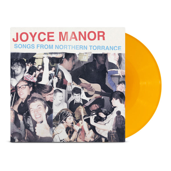 Joyce Manor - Songs From Northern Torrance LP (Opaque Yellow)