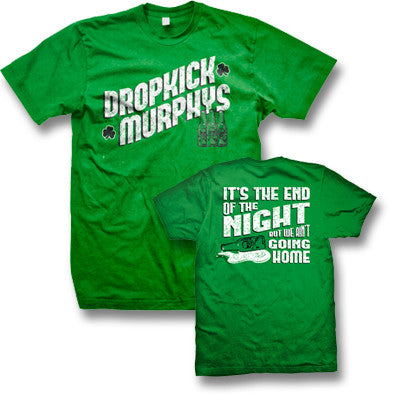 Dropkick Murphys End Of The Night T-shirt
