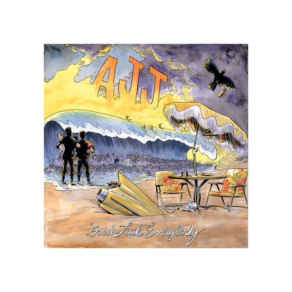 AJJ - Good Luck Everybody CD