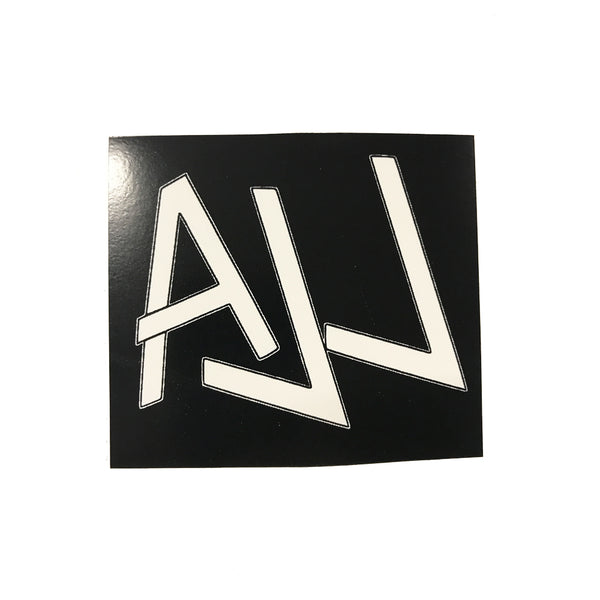 AJJ - Sticker