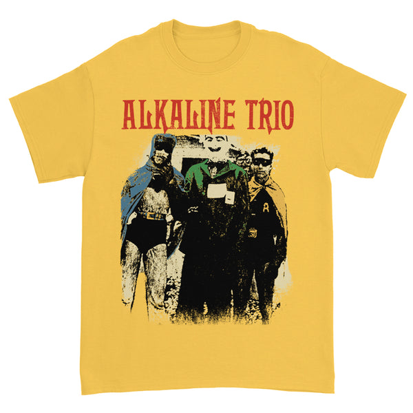 Alkaline Trio - Comic Book T-Shirt (Daisy)