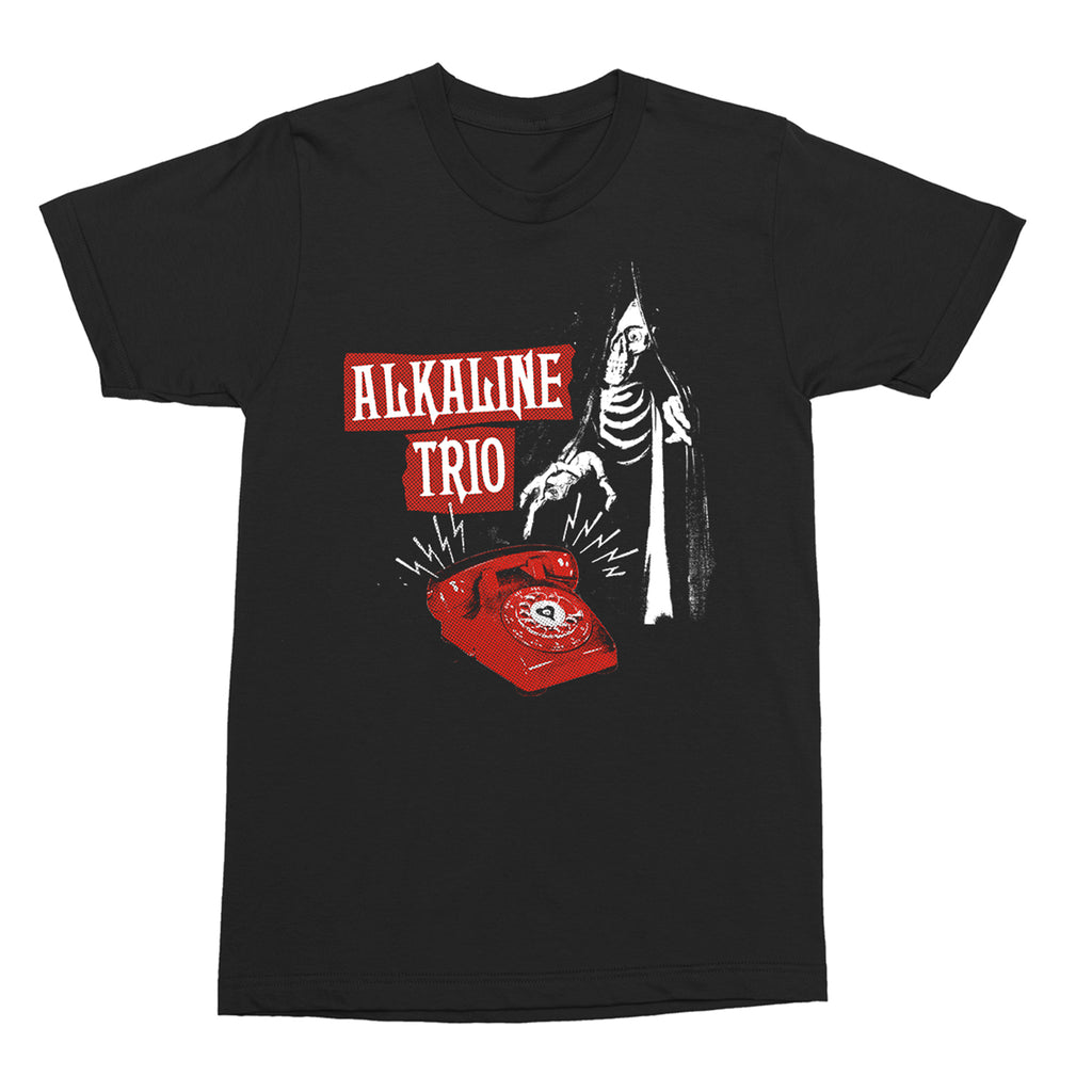 Alkaline Trio - Call Me T-Shirt (Black)