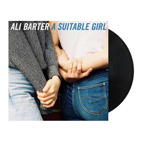 Ali Barter - A Suitable Girl LP (Black)